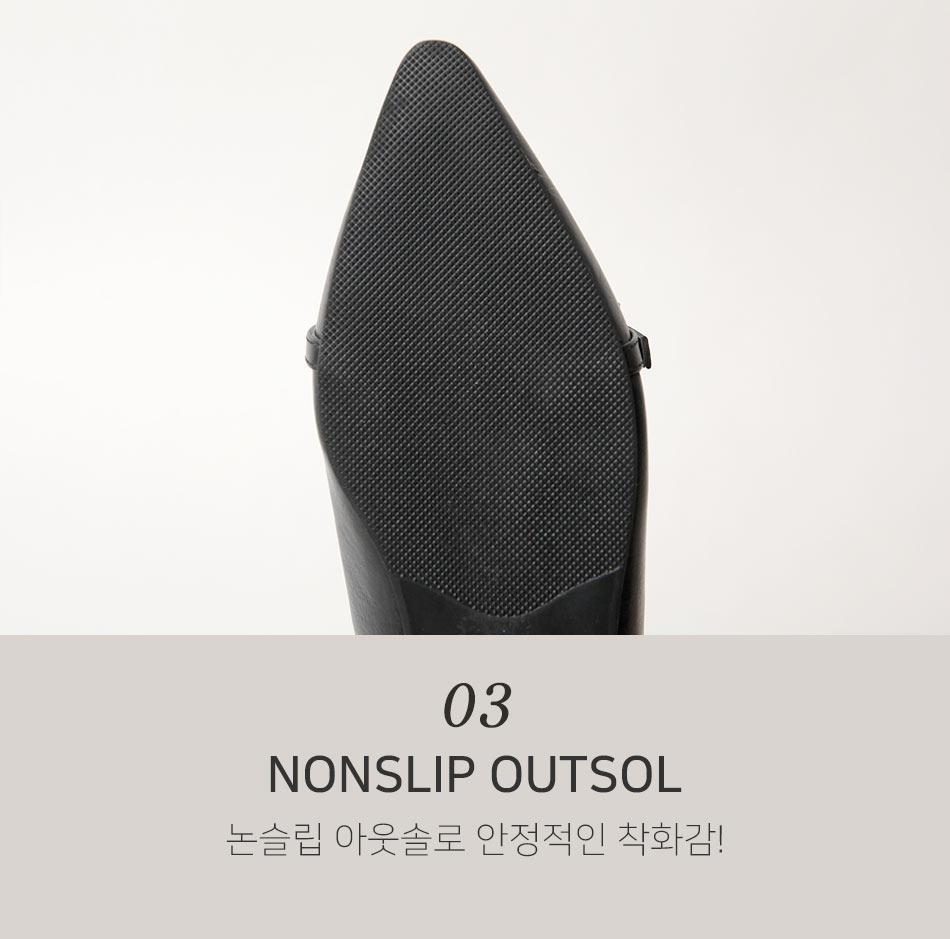 Sezua flat shoes 1cm