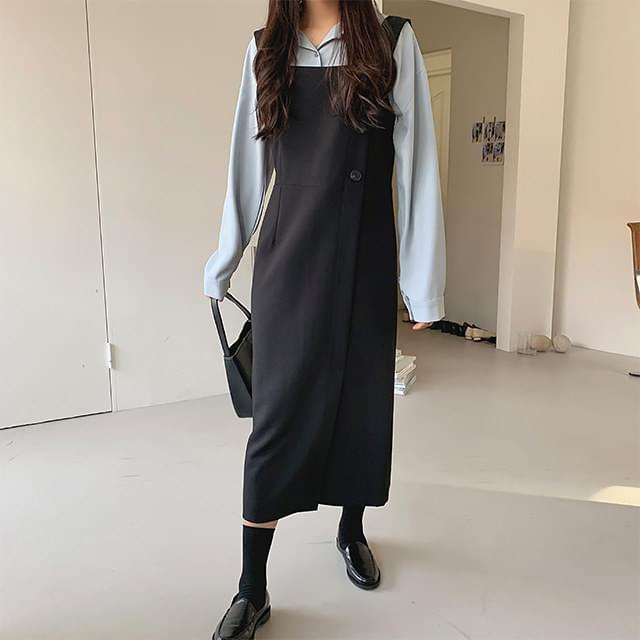 Shine Bustier Dress