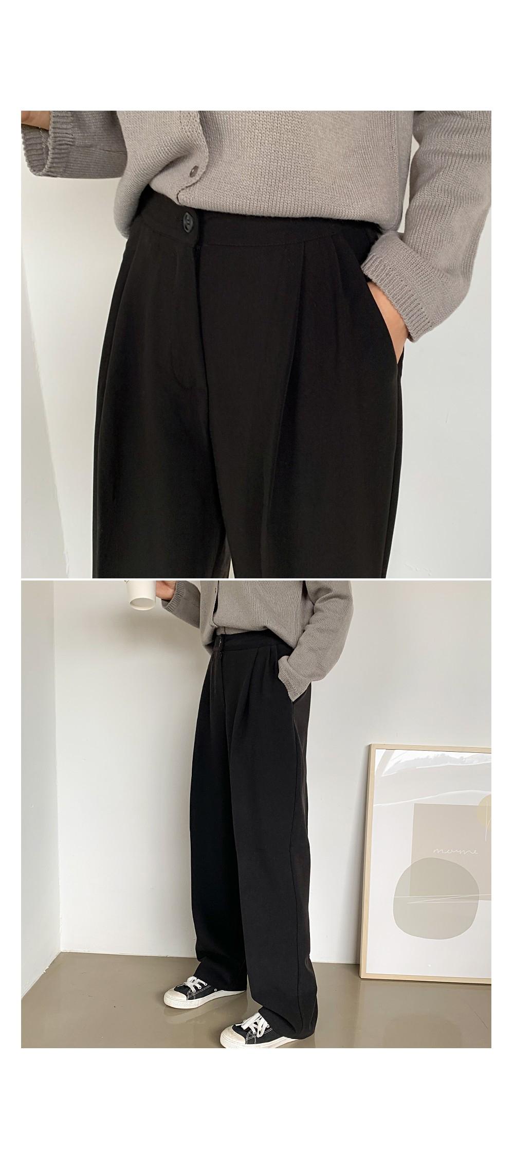 Mid-wide slacks