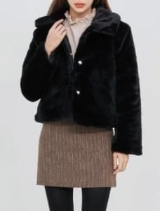 Seated Mink Jacket
