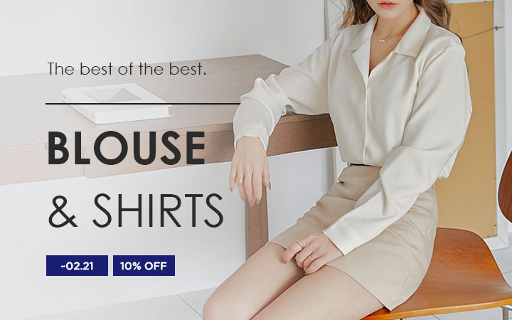 The best of the best - Blouse & Shirts