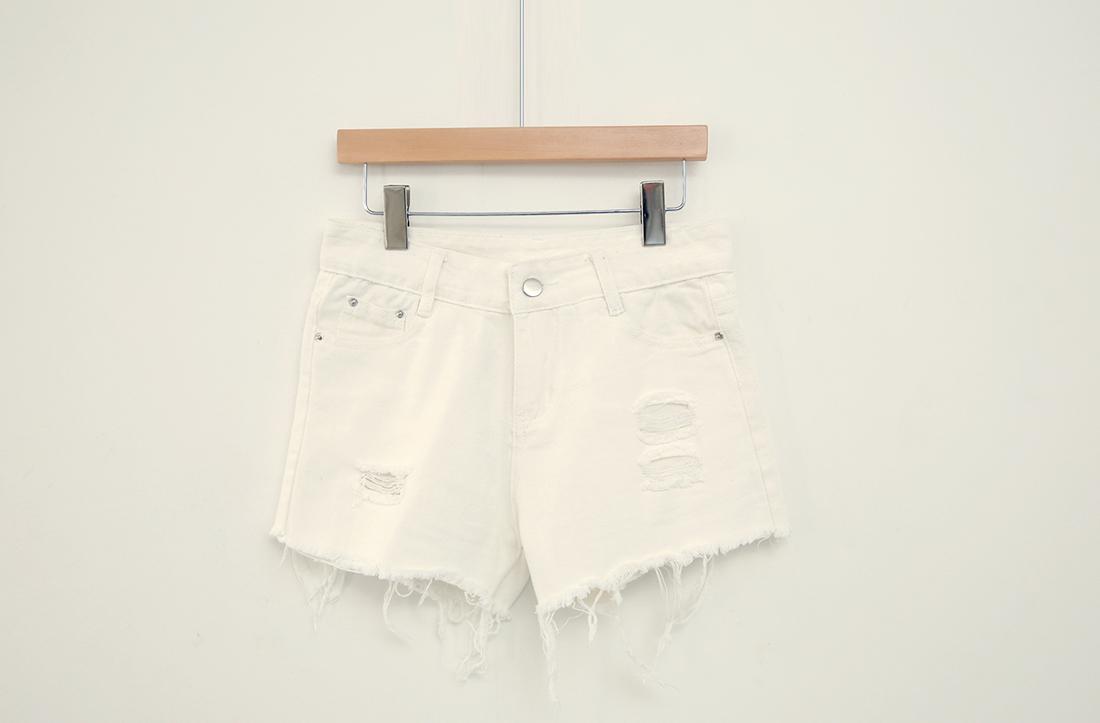 Yalu cutting shorts