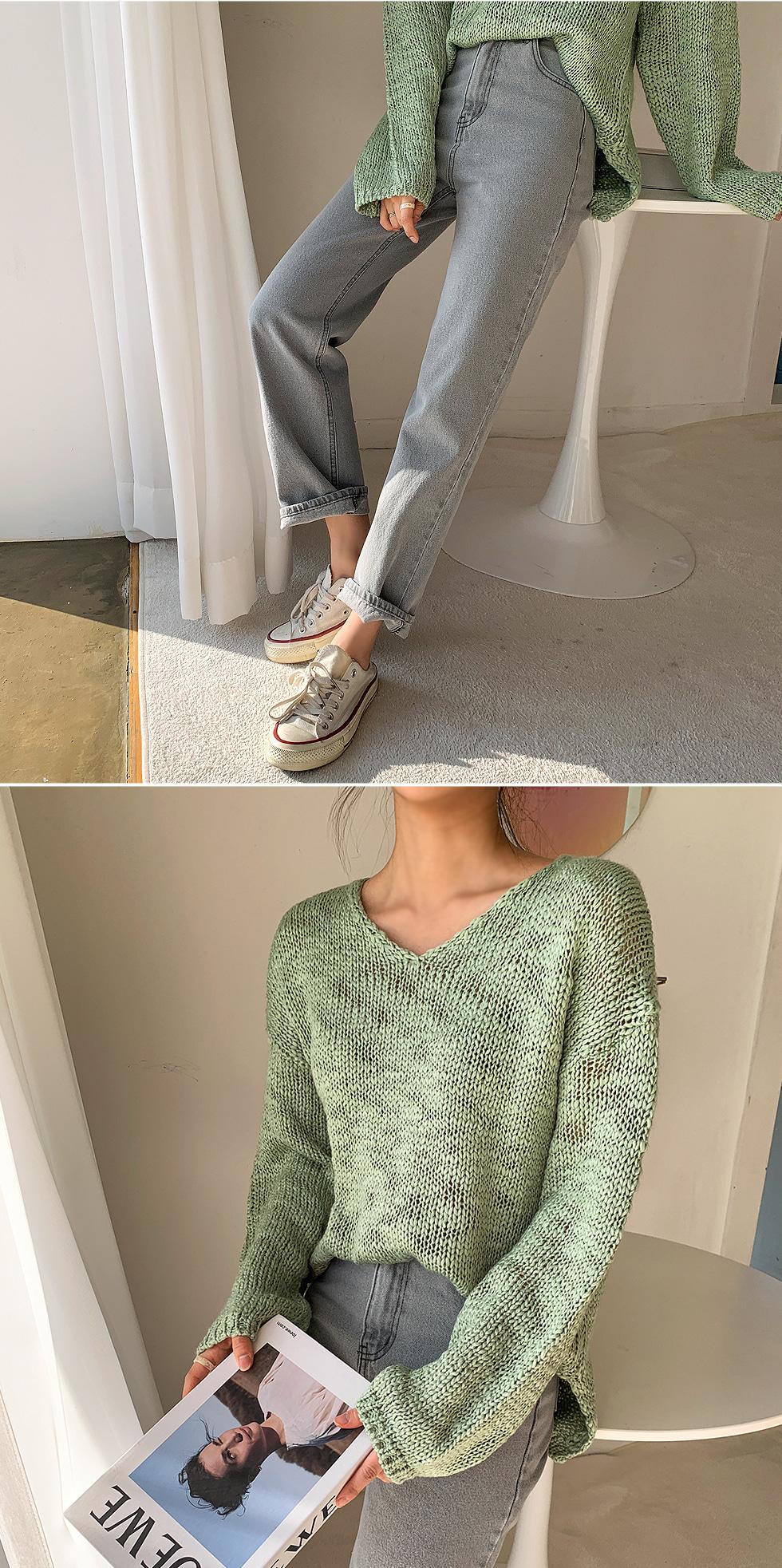 Pring V-Line Knitwear