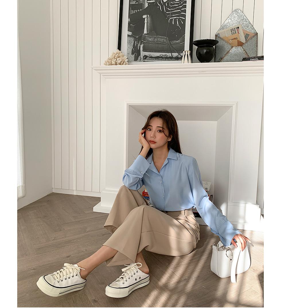 Soft mood blouse
