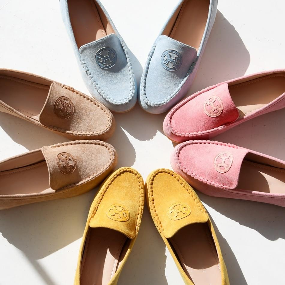 Sweet and tall loafers 4cm