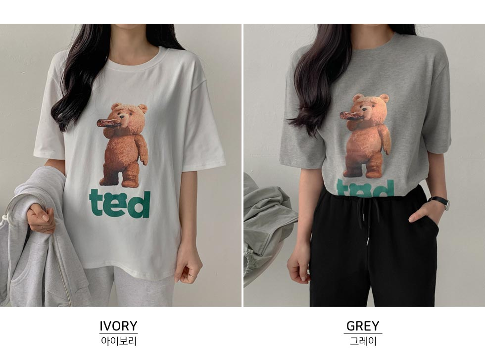 Link Ted Pitch Round Tee