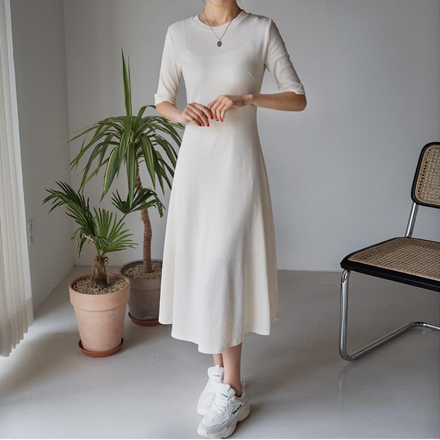 Girly Long Dress