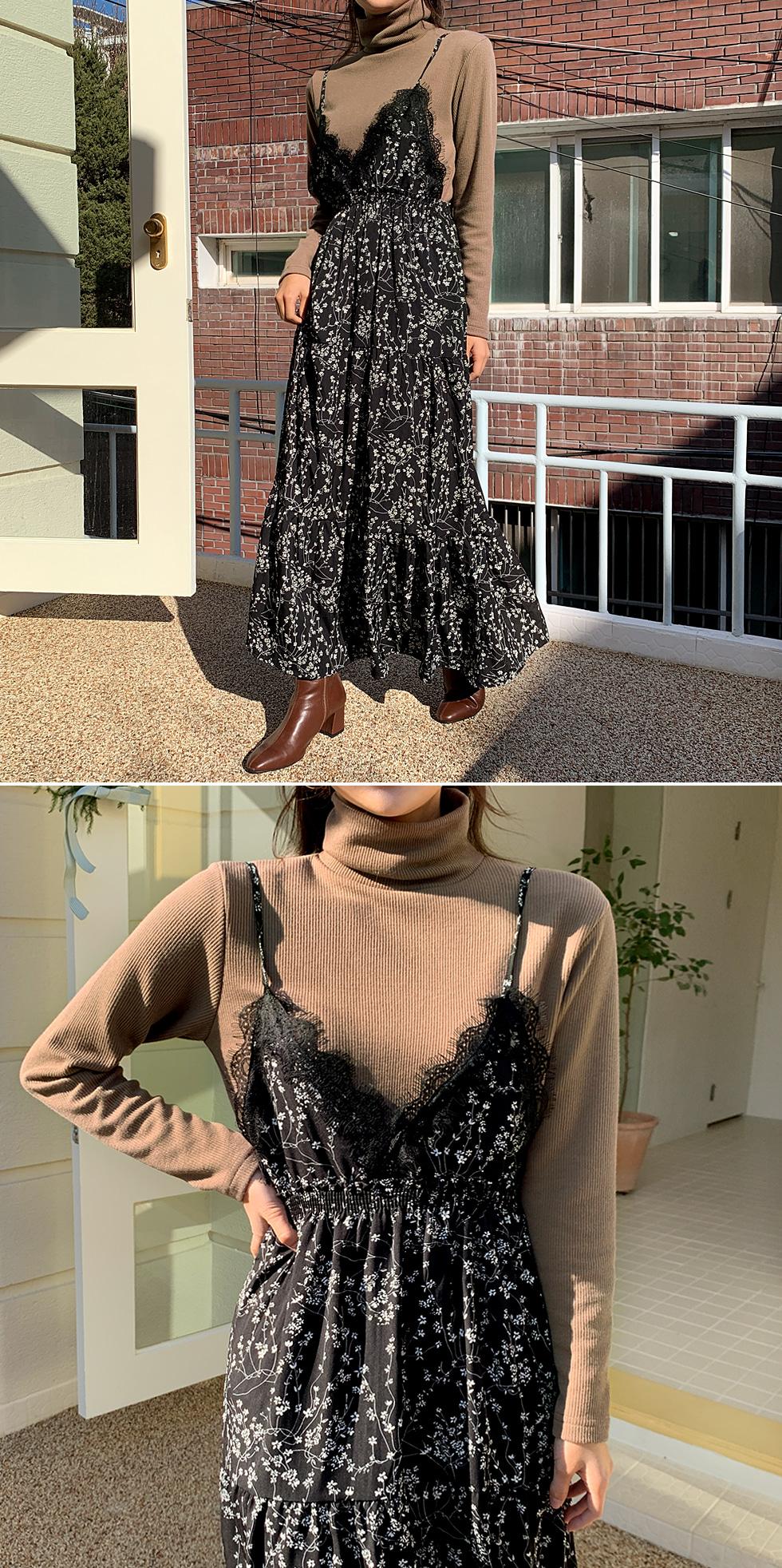 Chloe Lace Flower Dress