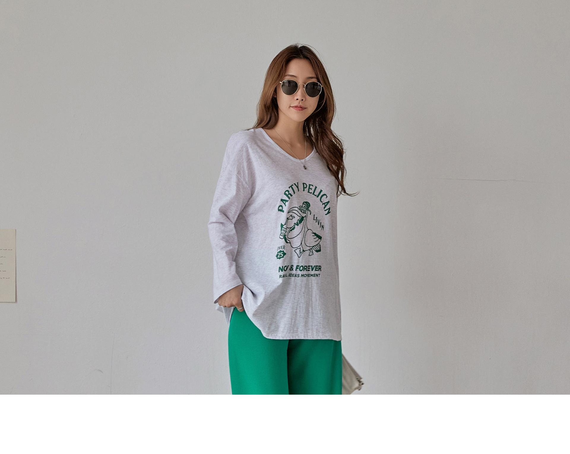 Pelican Printing T-shirt #108849