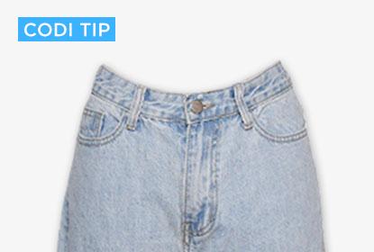 展現春天青春活力!淺色牛仔褲的零重複15種穿搭