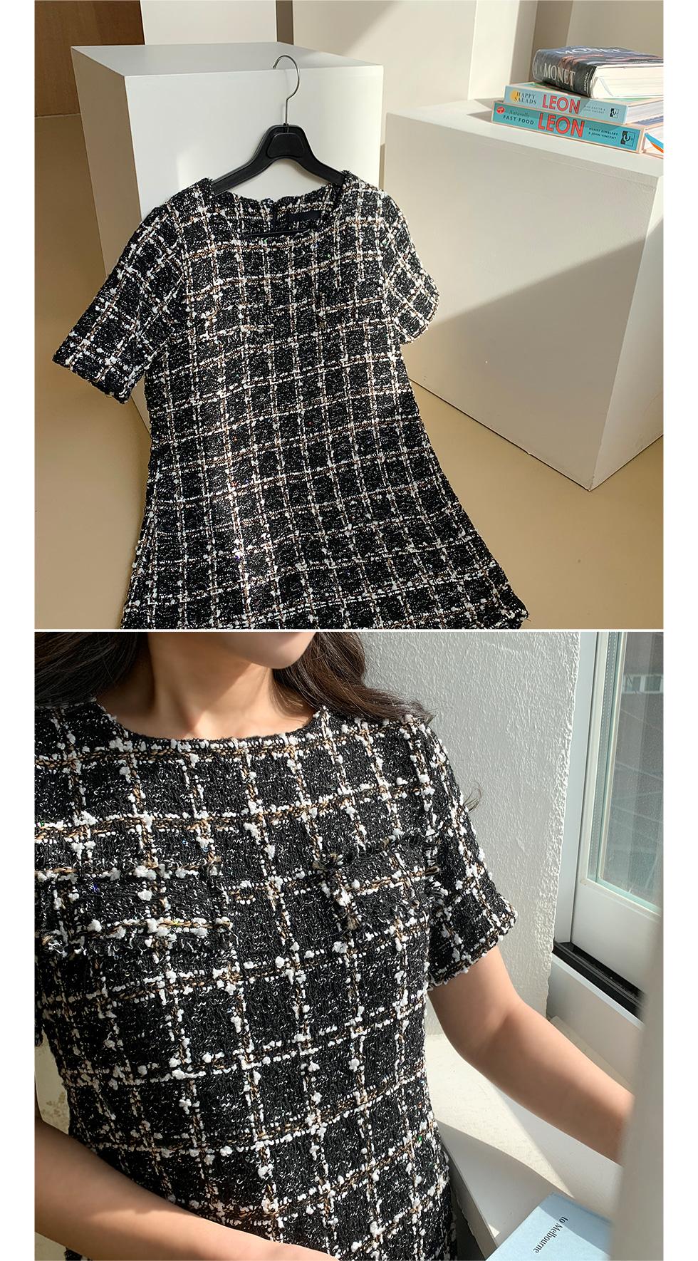 Caviar Dress
