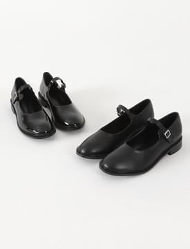 Maya Mary Jane Flat Shoes