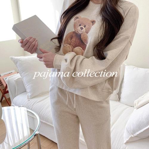 Love You Pajamas/Homewear Top and Bottom Set Dress BEST 6 Pieces