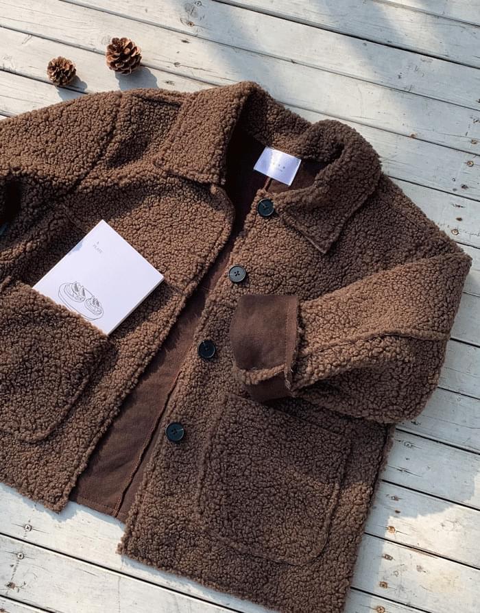 韓國空運 - Dumble Shearling Jacket 夾克外套