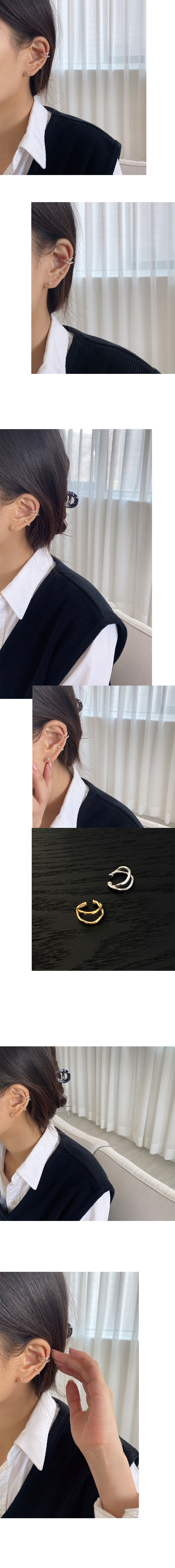 natural earcuff