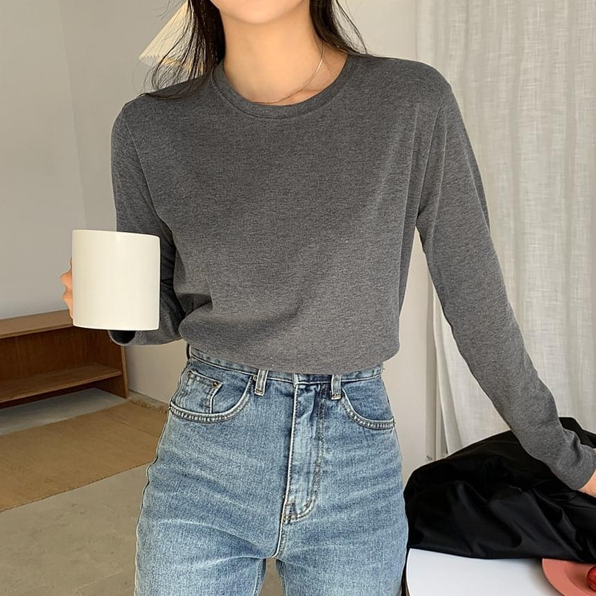 Inside Fleece-lined basic tea
