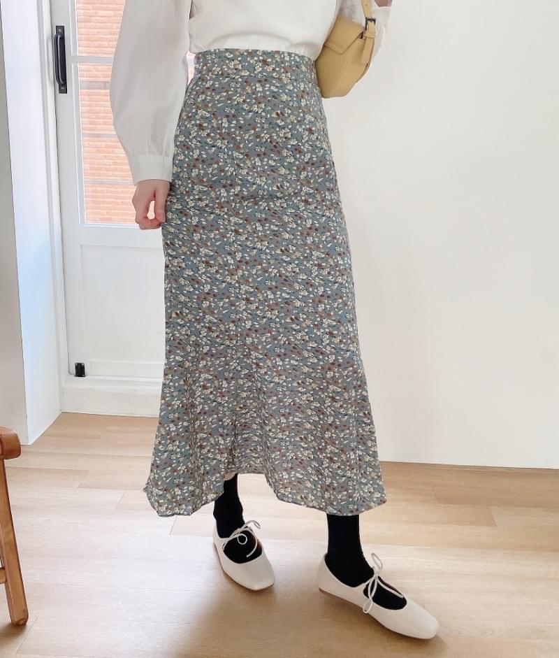 Rome Mermaid Skirt