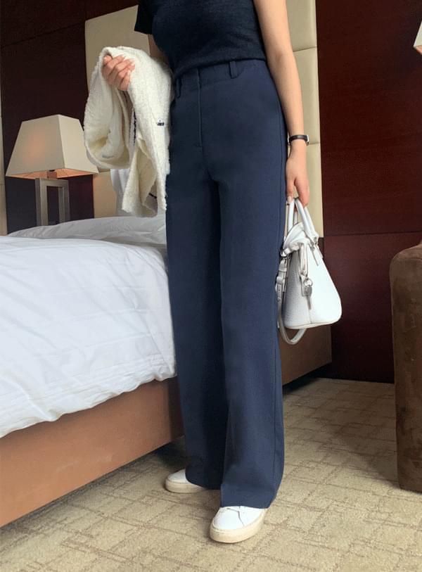 Woodin pants / navy