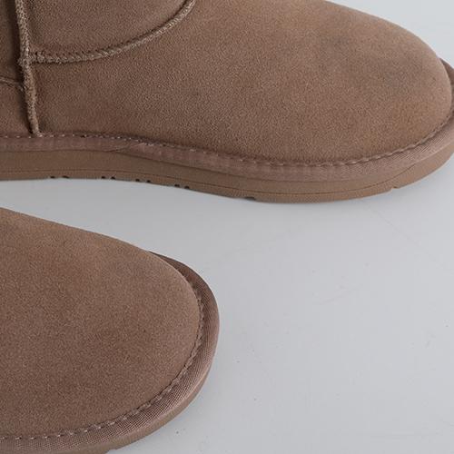 Firming ugg boots beige M, camel M