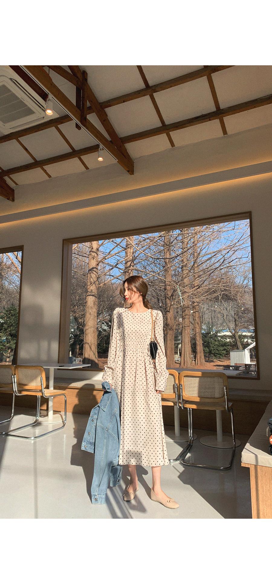 Good day start dot Dress
