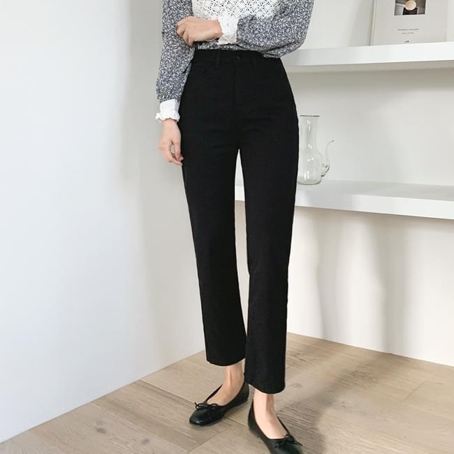 Anywhere OK Straight Fit Cotton Pants