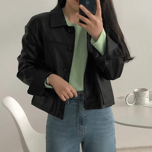 More Freder Crop Jacket