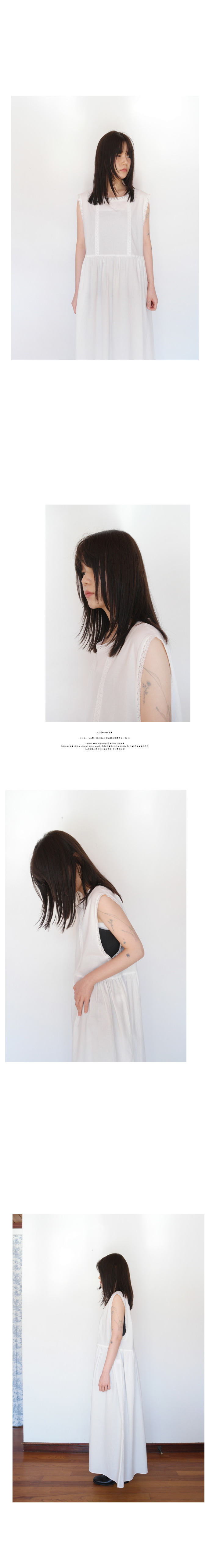 bamboo sleeveless top