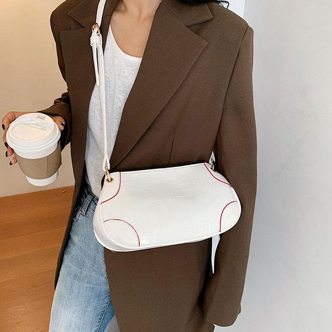 Loe chain luxury colored shoulder bag
