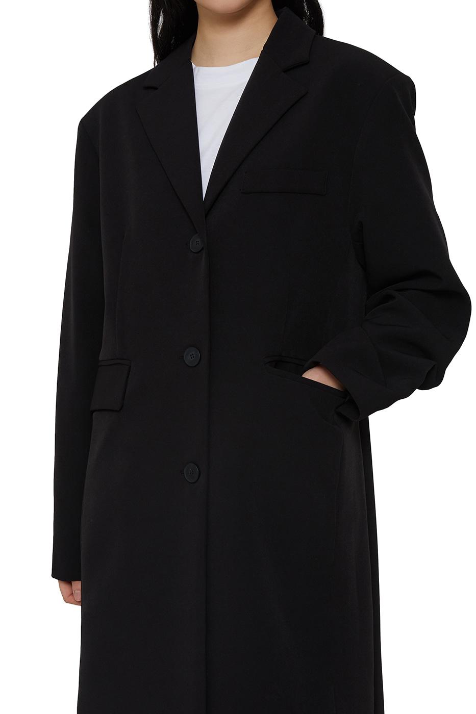 May double long coat