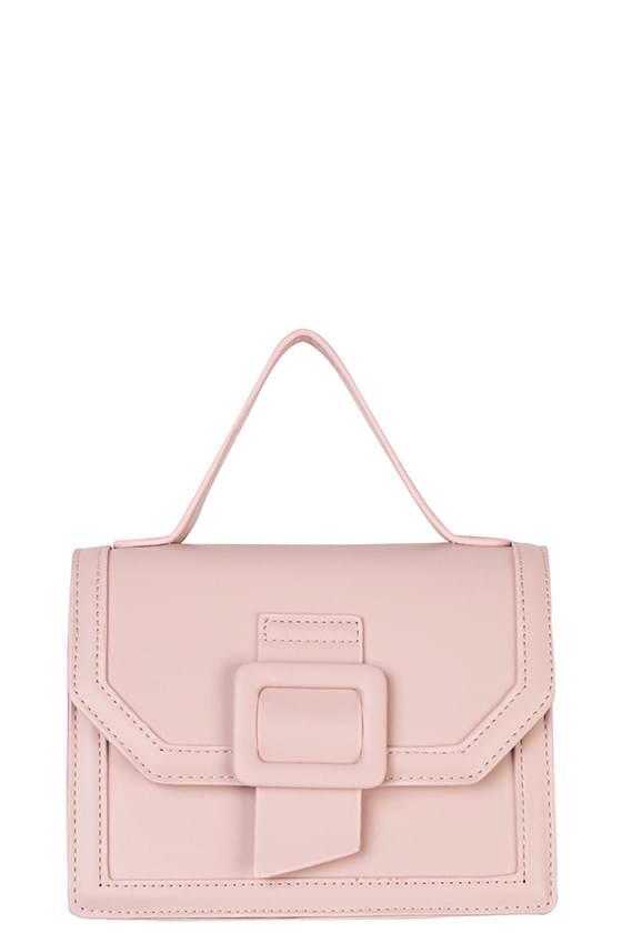 Rainey buckle two-way tote bag