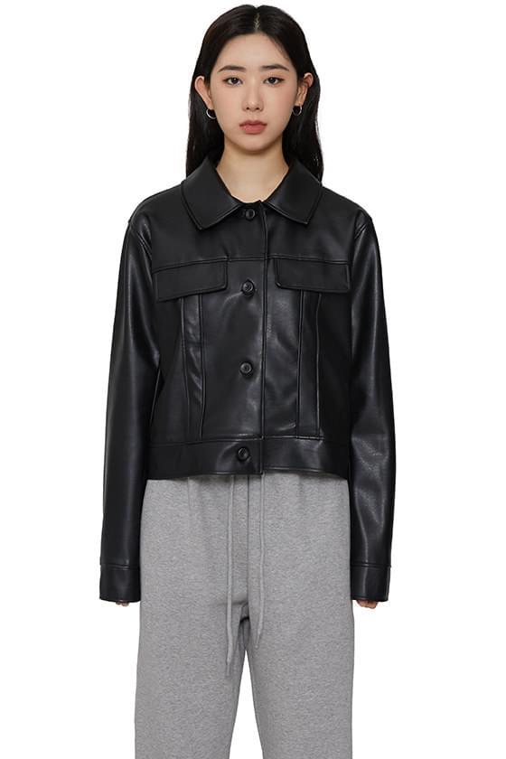 Dash leather jacket