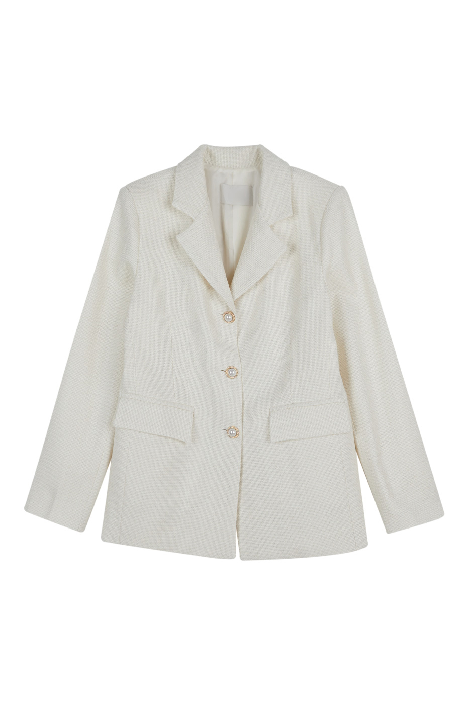 Love single tweed jacket