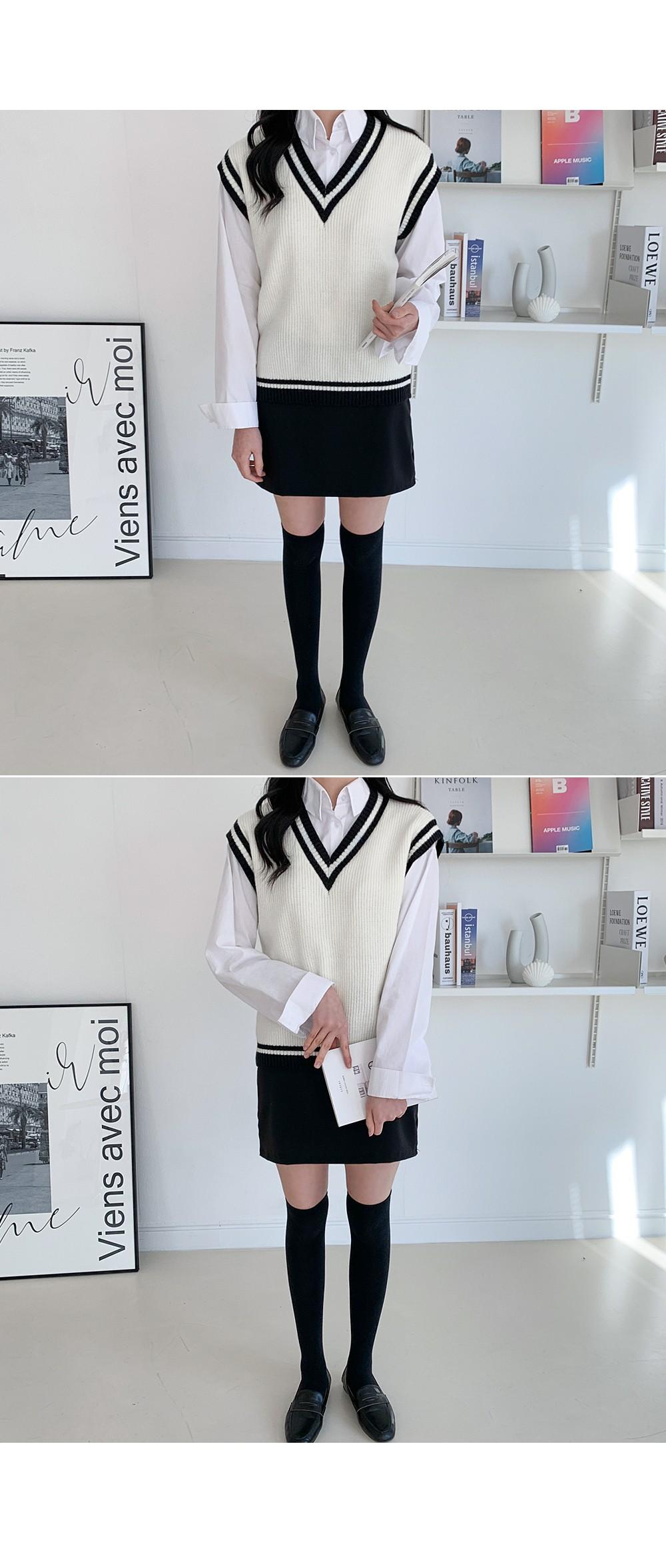 Nif Matching Vest