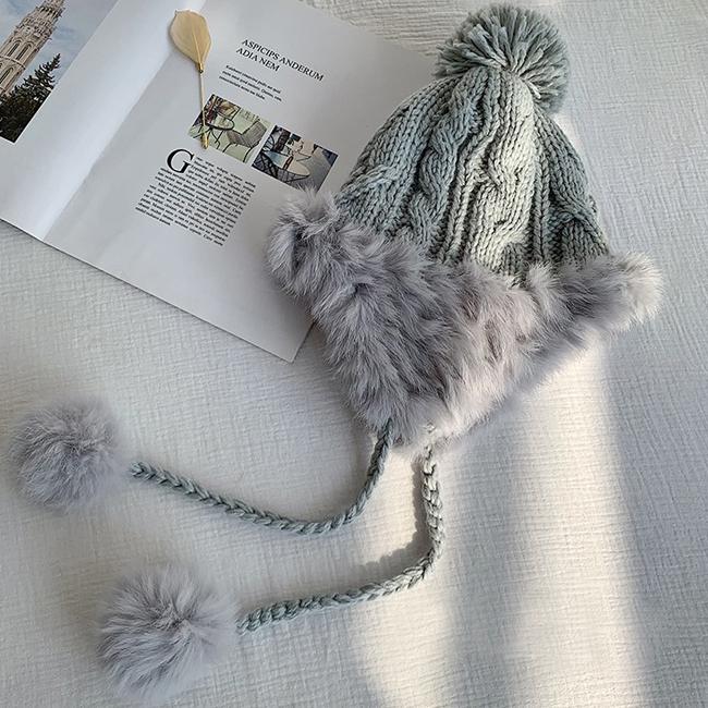 Angora Knitwear Earl Hat