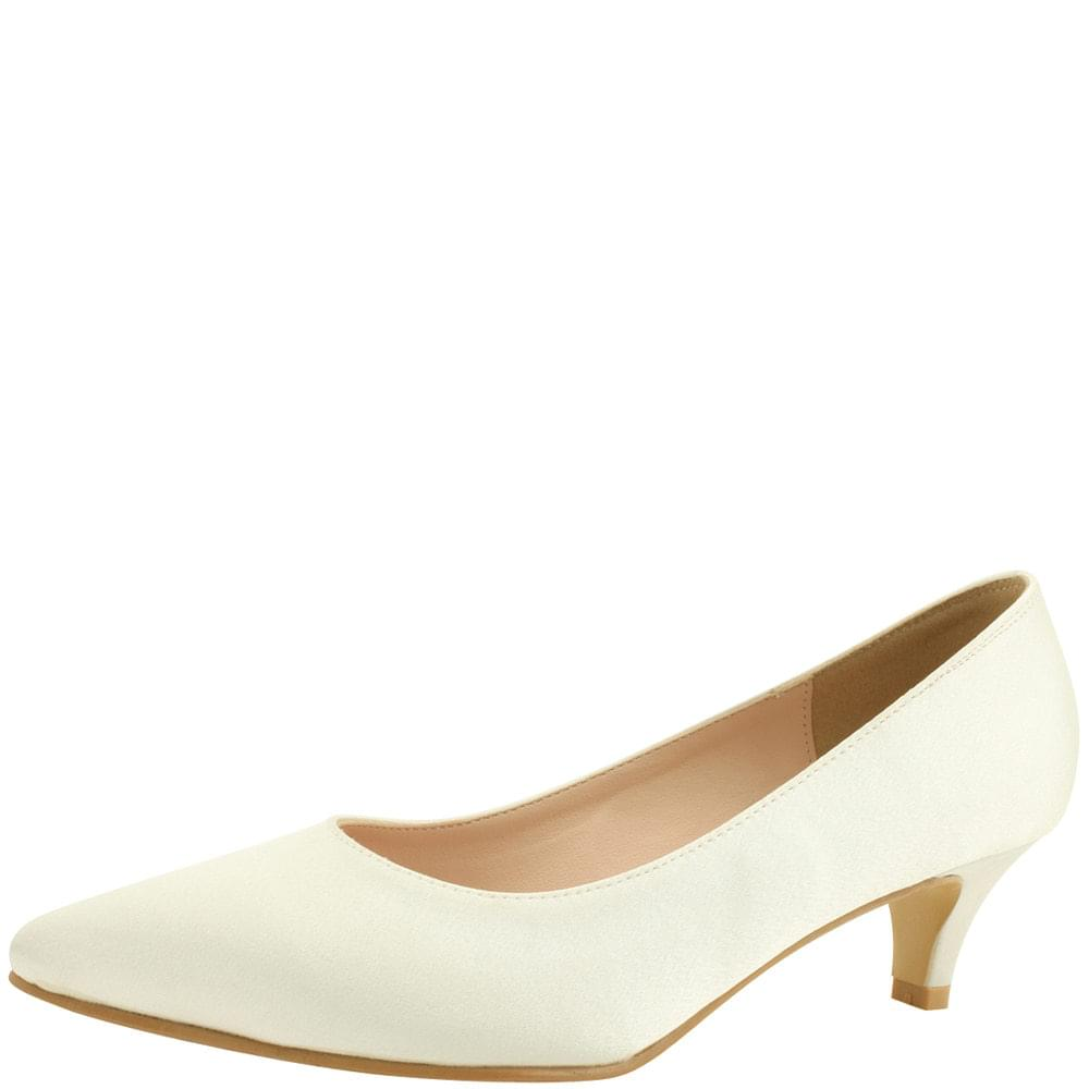 Wedding Shoes Stiletto Middle Heel Shoes 5cm