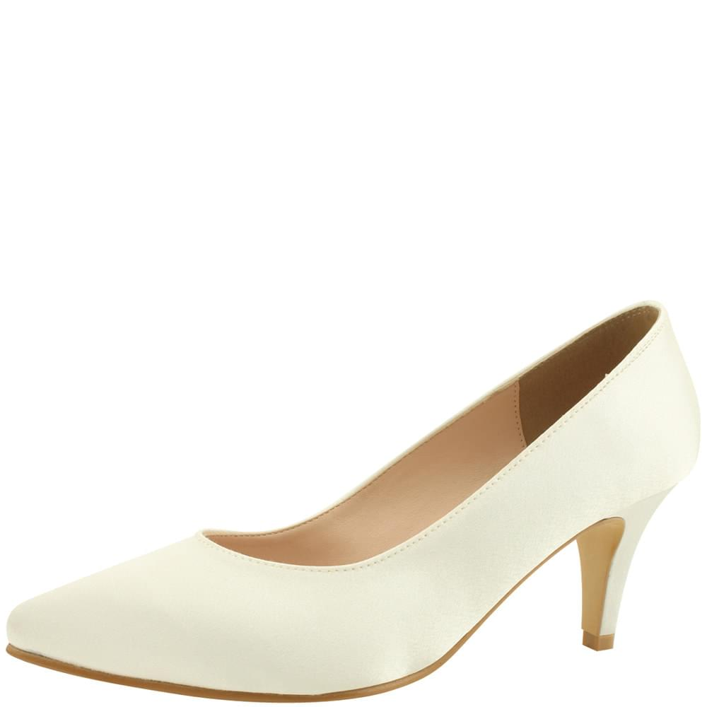 Wedding Shoes Stiletto High Heel Shoes 7cm