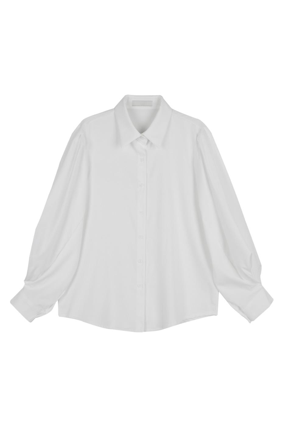 Laura puff blouse