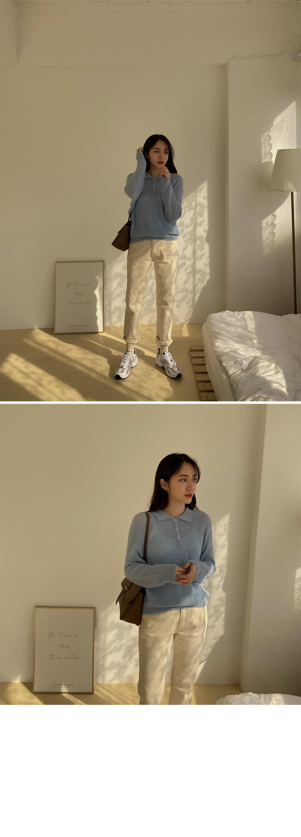 Creebble Cotton Pants-2color