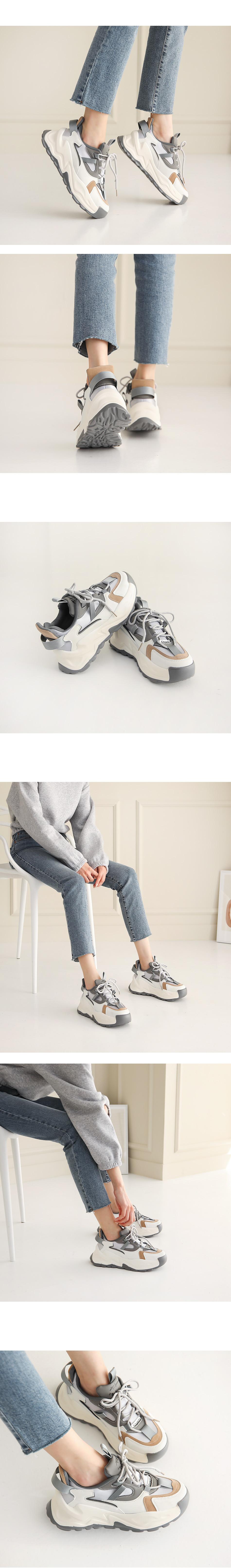 Enough Ugly sneakers 5cm