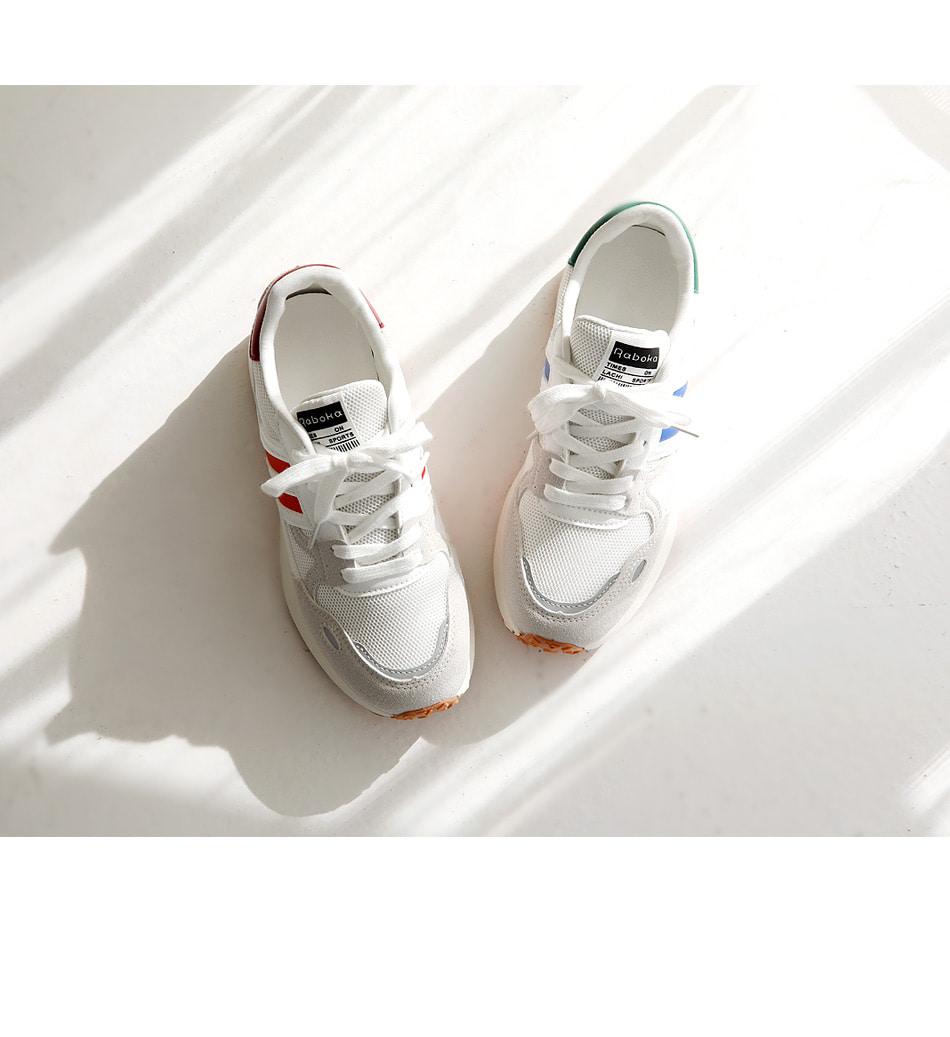 Basin sneakers 4cm