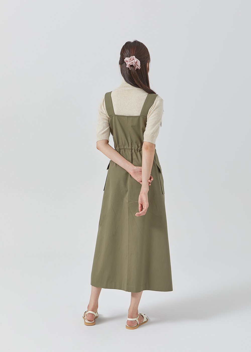 Turtleneck Short Sleeve Knitwear
