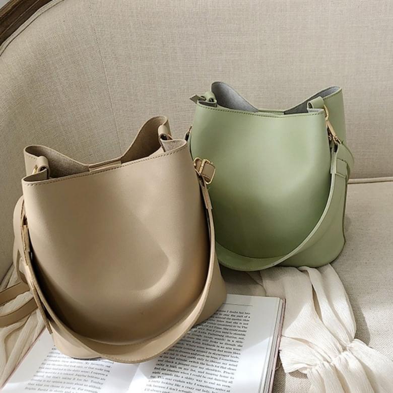 Daily Modern Classic Bucket Shoulder Bag
