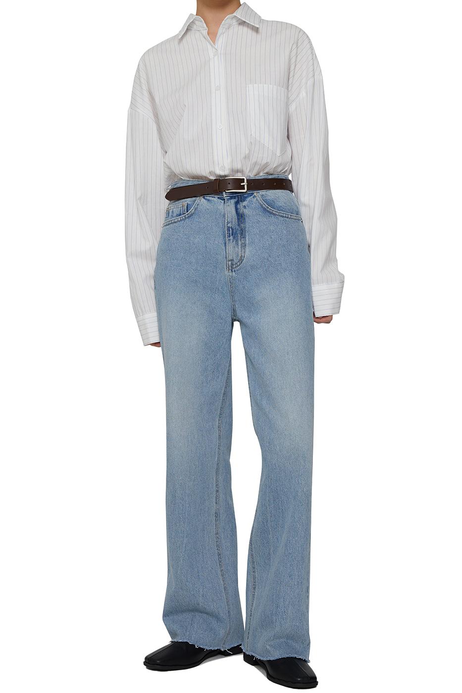 Sunset straight jeans