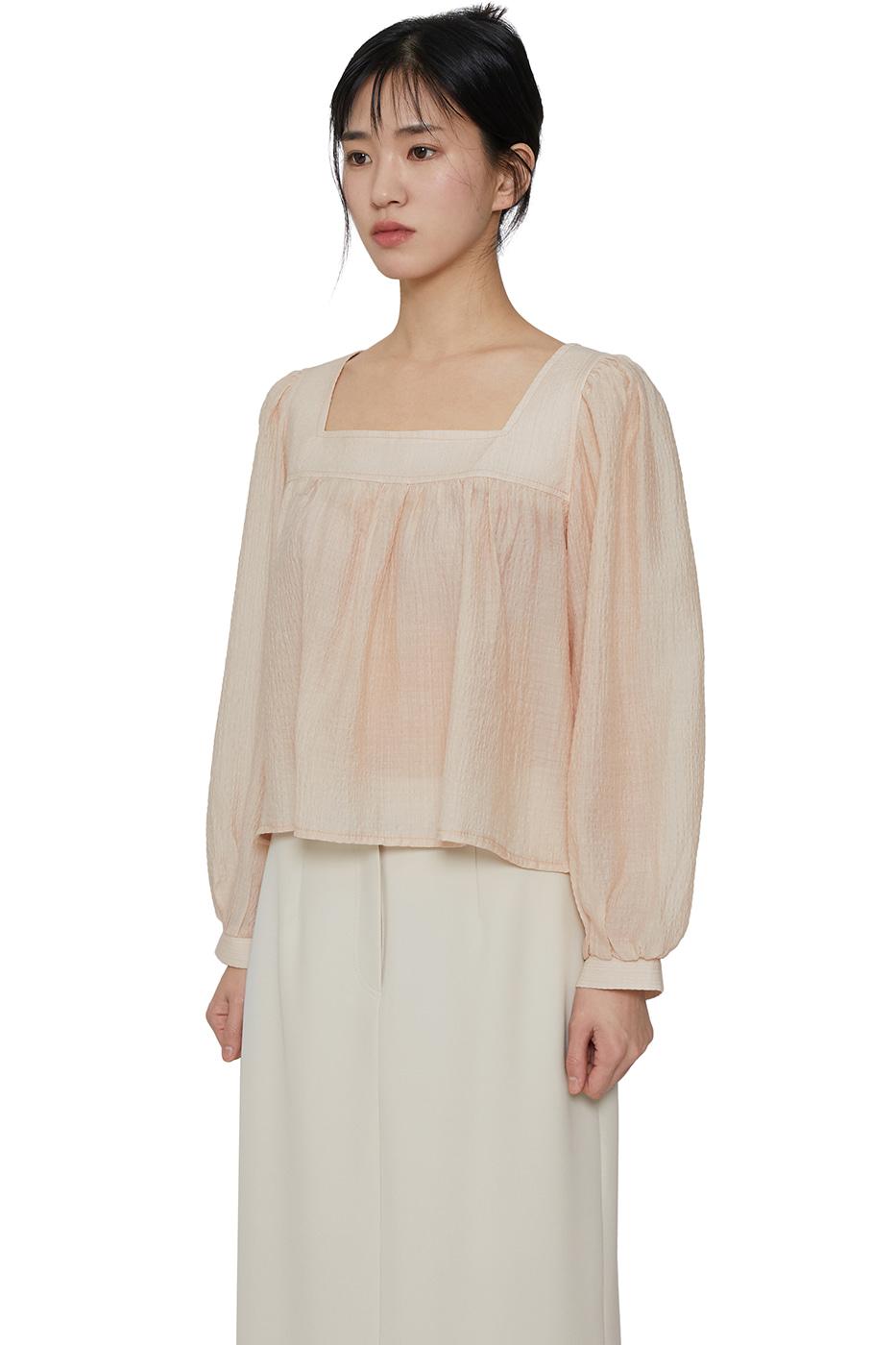 Sugar balloon blouse
