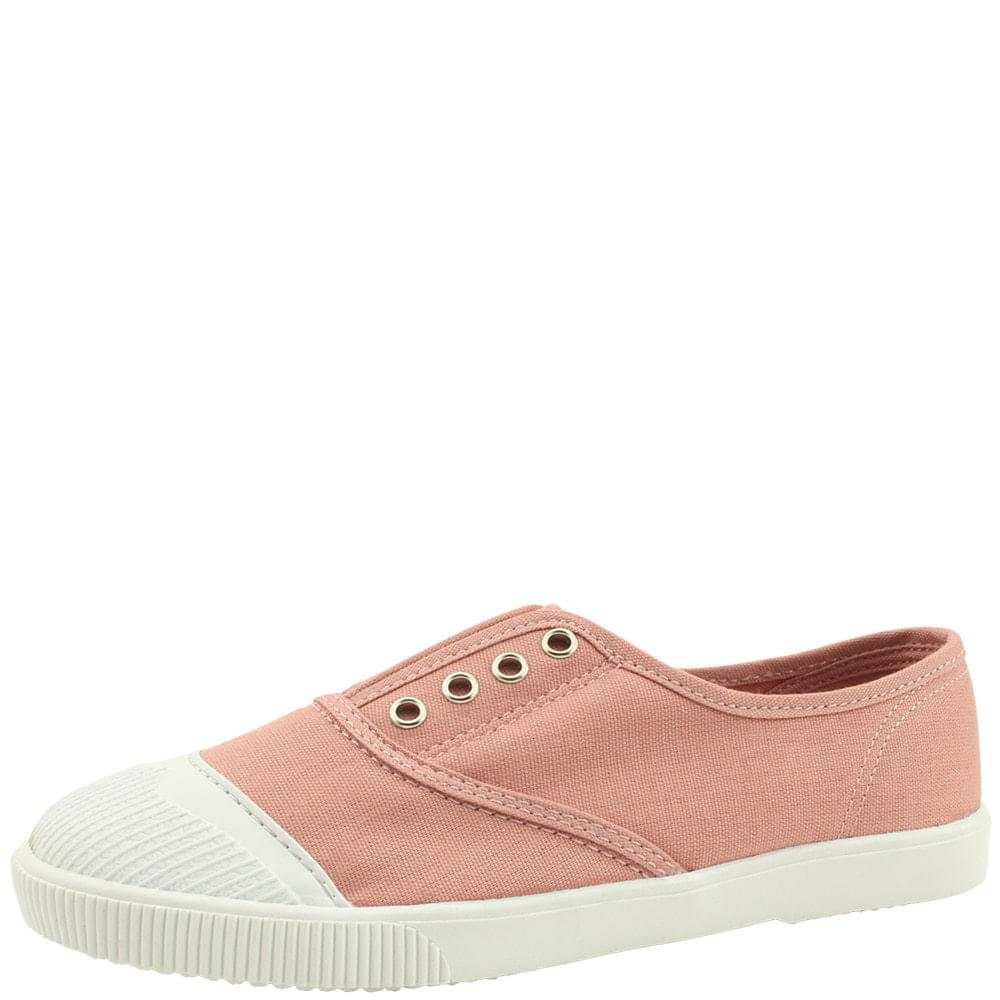 Canvas Shoes Cotton Casual Running Shoes Pink