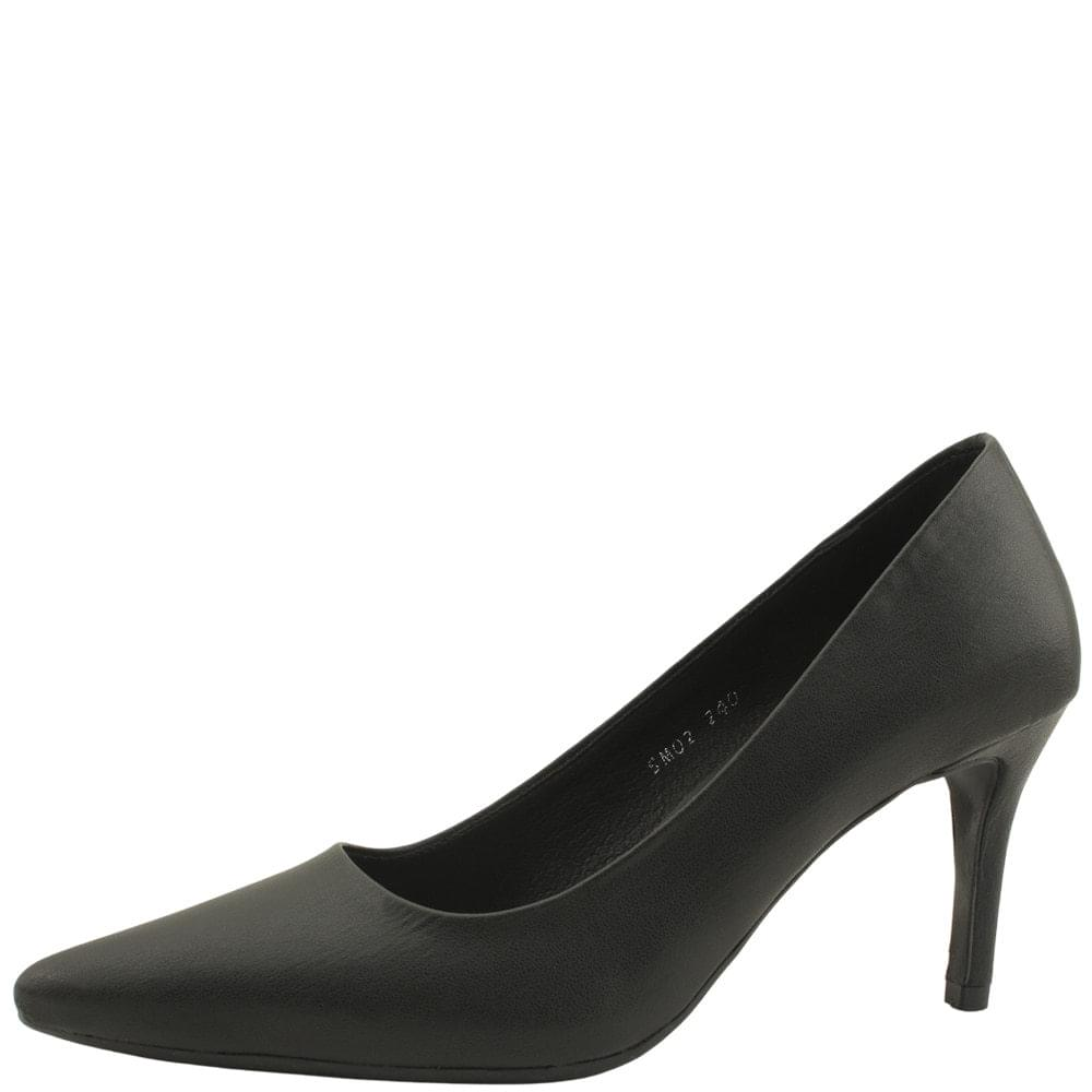 Simple Stiletto High Heels 6cm 8cm Black