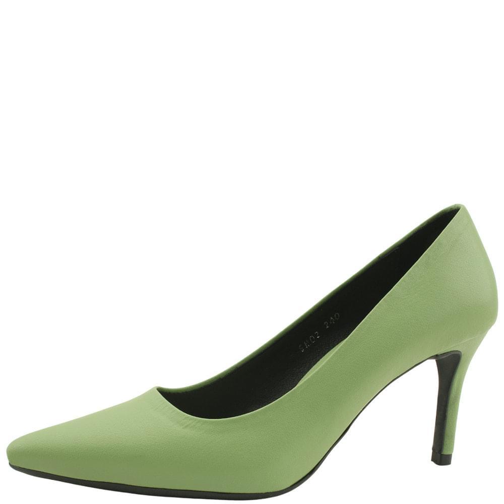 Simple Stiletto High Heels 6cm 8cm Green