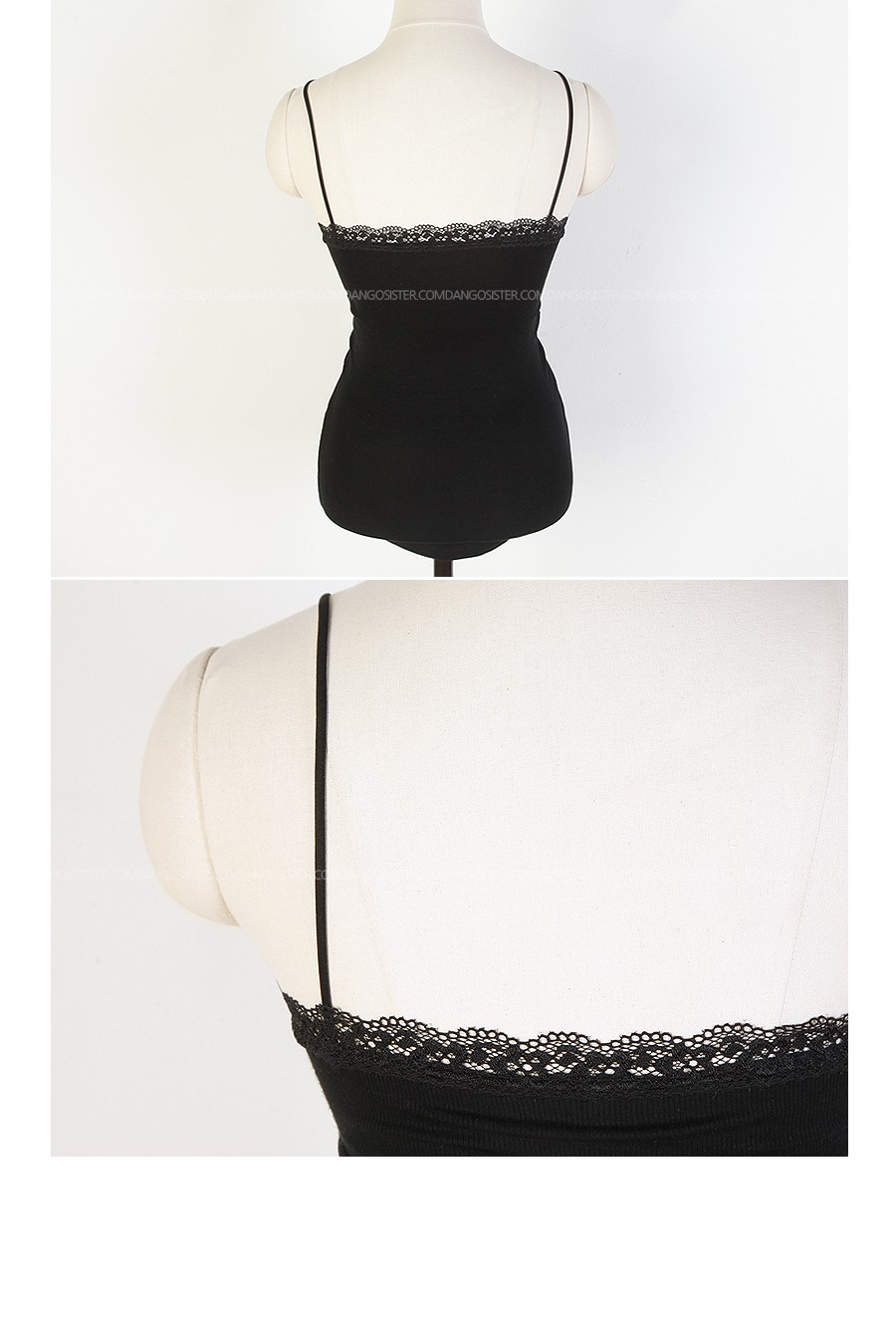Lecce race string Sleeveless