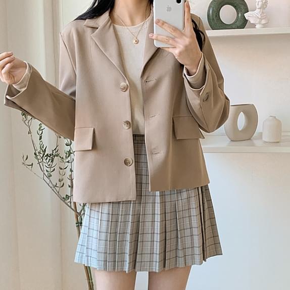 Sadler short jacket