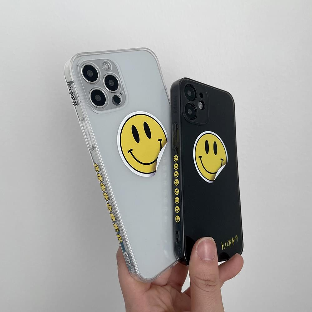 Miss Smile Full Cover iPhone Case 手機殼